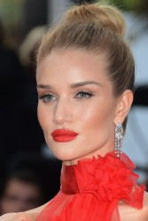 Rosie Huntington-Whiteley - 'The Unknown Girl (La Fille Inconnue)' Premiere at The 69th Annual Cannes Film Festival 5/18/16