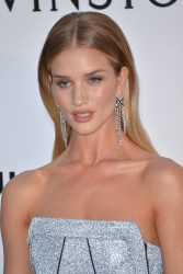 Rosie Huntington-Whiteley - amfAR's 23rd Cinema Against AIDS Gala in Antibes 5/19/16