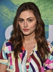 Phoebe Tonkin - The CW Upfront Presentation in NYC 5/19/16