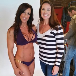 WBFF Pro Amy Waters