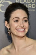 Emmy Rossum -           Peabody Awards New York City May 21st 2016.
