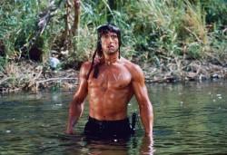Рэмбо: Первая кровь 2 / Rambo: First Blood Part II (Сильвестр Сталлоне, 1985)  - Страница 2 4b3a25485255371