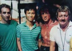 Рэмбо: Первая кровь 2 / Rambo: First Blood Part II (Сильвестр Сталлоне, 1985)  - Страница 2 B6e05f485255411