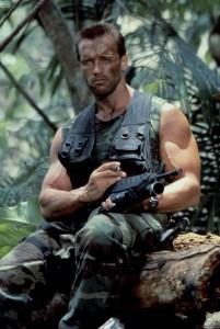 Хищник / Predator (Арнольд Шварценеггер / Arnold Schwarzenegger, 1987) 7148cb485642767