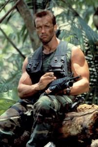 Хищник / Predator (Арнольд Шварценеггер / Arnold Schwarzenegger, 1987) A881f6485642754