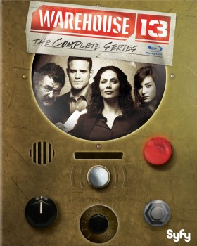 Warehouse 13 - Stagione 1 (2009) Untouched 1080p AVC ITA DTSAC3 5.1 ENG DTS-HD MAAC3 5.1