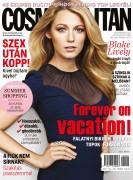 Blake Lively -                   Cosmopolitan Magazine (Hungary) June 2016.