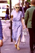 Dakota Fanning - Out shopping in New York City May 29, 2016
