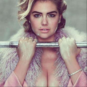 kate upton cleavage