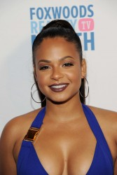 Christina Milian - At The Foxwoods Resort and Casino (5/29/16)