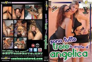 Sono Tutte Troie le Amiche di Angelica (2014)