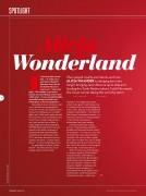 Alicia Vikander -             Total Film Magazine Summer 2016.