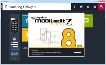 MOBILedit! Enterprise 8.6.0.20236 Rus Portable