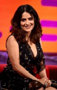 "Salma Hayek -                ""The Graham Norton Show"" London June 2nd 2016."