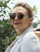 Elizabeth Olsen - The Ninth Annual Veuve Clicquot Polo Classic in New Jersey 6/4/16