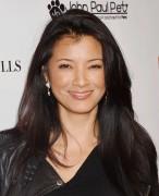 Kelly Hu -         2nd Annual Art For Animals Fundraiser West Hollywood June 4th 2016.