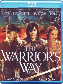 The Warriors Way (2010) Full Blu-Ray 28Gb AVC ITA DD 5.1 ENG DTS-HD MA 5.1 MULTI