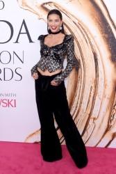 Adriana Lima - 2016 CFDA Fashion Awards in NYC 6/6/16