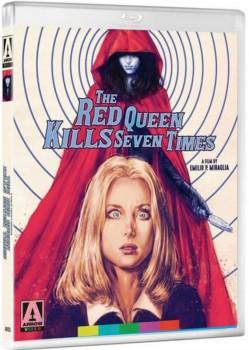 La dama rossa uccide sette volte (1972) Full Blu-Ray 39Gb AVC ITA ENG DTS-HD MA 1.0