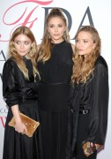 Mary-Kate, Ashley & Elizabeth Olsen - 2016 CFDA Fashion Awards in NYC 6/6/16