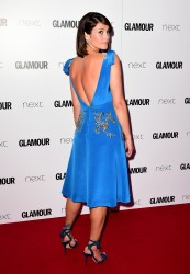 Gemma Arterton - Glamour Women of the Year Awards in London 6/7/16
