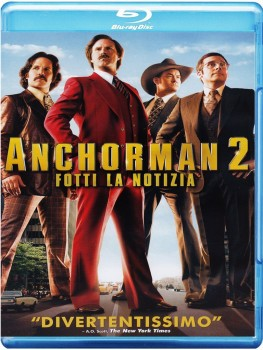 Anchorman 2 - Fotti la notizia (2013) Full Blu-Ray 42Gb AVC ITA DD 5.1 ENG DTS-HD MA 5.1 MULTI