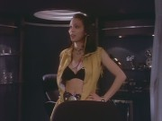 Lexa Doig - Tek War 1x12 Cyber Hunt (bra) (1995)