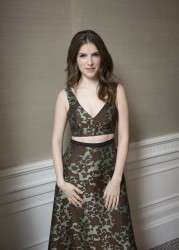 Anna Kendrick at the 'Mike and Dave Need Wedding Dates' Press Conference at the London Hotel on June 6, 2016 in West Hollywood, California.