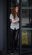 "Rose Leslie -                 ""BBC Breakfast"" Studios Manchester London June 10th 2016."