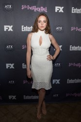 "Elizabeth Gillies - Entertainment Weekly's After Dark Party For FX's ""Sex&Drugs&Rock&Roll"" At The ATX Television Festival 6/10/16"