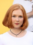 """Molly Quinn -                  """"Central Intelligence"""" Premiere Westwood June 10th 2016."""