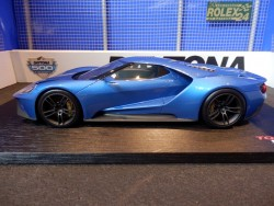Top Speed   Ford Gt  N American Int Auto Show Liquid Blue