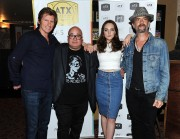 "Elizabeth Gillies @ ""Sex & Drugs & Rock & Roll"" Panel during ATX TV Festival in Austin 
