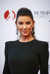 Jacqueline MacInnes Wood - 56th Monte Carlo Television Festival Opening in Monaco 6/12/16