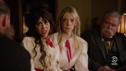 "Natasha Leggero and Riki Lindhome in ""Another Period"" season 2 promo x20"
