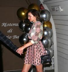 Miranda Kerr - Out in Santa Monica 6/11/16