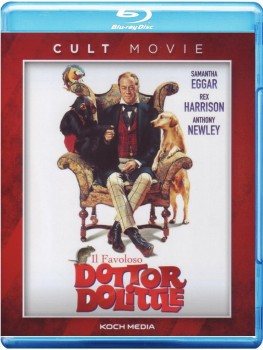 Il favoloso dottor Dolittle (1967) Full Blu-Ray 20Gb AVC ITA GER ENG DTS-HD MA 2.0