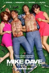 Aubrey Plaza -                           ''Mike & Dave Need Wedding Dates'' Promos With Anna Kendrick, Zac Efron & Adam Devine.
