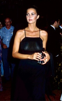LYNDA CARTER *sheer to nipples*