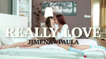 Jimena Lago, Paula Shy - Really Love (2016) 1080p