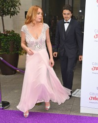 Lindsay Lohan -                Caudwell Children Butterfly Ball London June 22nd 2016.