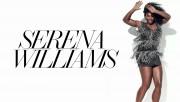 Serena Williams - Bouncing boobs, Glamour magazine 2016