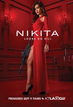 Nikita - Stagione 4 (2013) [Completa] .avi BDMux MP3 ITA\ENG