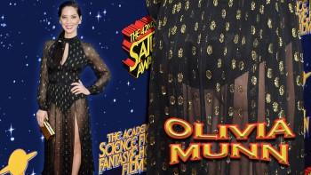 Olivia Munn - Saturn Awards Wallpaper