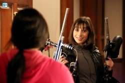 Cristin Milioti as Whitney in The Mindy Project x6