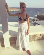 Sally Pressman - Instagram bikini top vacation pics 25.6.2016 x2