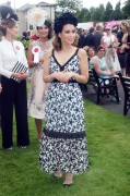 Rachel Stevens -                  Irish Derby Day Kildare Ireland June 25th 2016.
