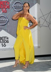 Mya - 2016 BET Awards in Los Angeles (6/26/16)
