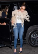Jennifer Lopez - Out in NYC 6/26/16