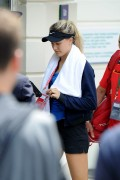Eugenie Bouchard | In a Public Area in Wimbledon | June 27 | 9 pics